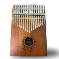 惟一(V1)17音全单板卡林巴拇指琴五指琴 17音桃花芯全单