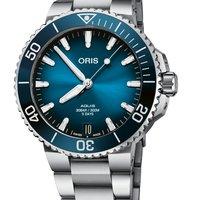豪利时 潜水系列 AQUIS 400自主机芯陶瓷刻度圈机械腕表 400 7769 4135