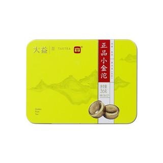 TAETEA 大益 普洱茶 小金沱 3g*12坨