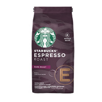 88VIP:STARBUCKS 星巴克 深度烘焙浓缩咖啡豆 200g