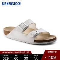 BIRKENSTOCK 勃肯 软木拖鞋男女同款进口时尚拖鞋女Arizona系列