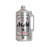 有券的上:Asahi 朝日啤酒 超爽生啤酒 2L 桶装