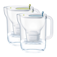 BRITA 碧然德 Style系列 3.5升 滤水壶 (赠6枚标准替芯)