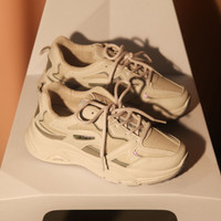 Puella 2M11003YP 复古老爹鞋