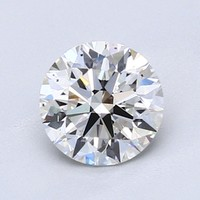 Blue Nile 1.21克拉圆形切割钻石