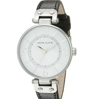 ANNE KLEIN 安妮·克莱因 109169WTBK 女士时装腕表
