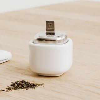 umbra 泡茶神器茶滤器不锈钢茶漏茶叶滤网滤过滤器漏网茶滤架