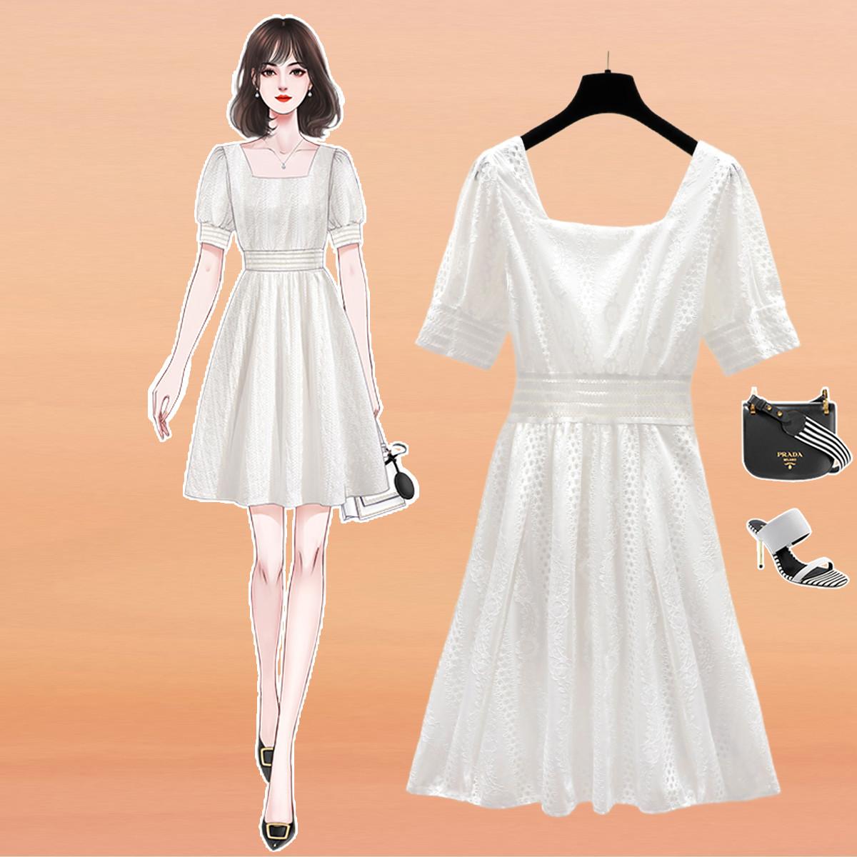 stylecloth 诗可洛 SK-LZBA5387B0  女士连衣裙
