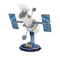 吉米兔 3D立体拼图 望远镜