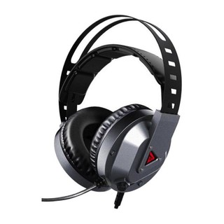 TAIDU 钛度 THS305 耳罩式头戴式有线耳机 黑色 type-c usb