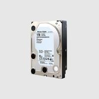 Western Digital 西部数据 企业级机械硬盘 SATA3接口 3.5Ultrastar DC HC310 SATA3接口 机械硬盘 4TB