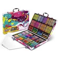 Prime会员:Crayola 绘儿乐 04-2555 灵感艺术盒着色套装