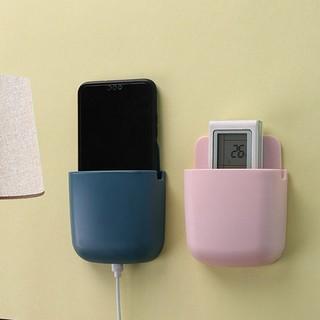 千奉 免打孔遥控器手机墙壁挂盒