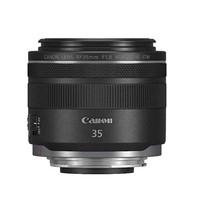 Canon 佳能 RF-35MM/F1.8大光圈 Macro IS STM 镜头 黑色