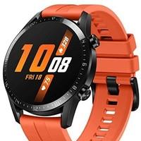 Prime会员:HUAWEI 华为 WATCH GT 2 智能手表 海外版 46mm 日落橙色