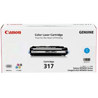 Canon 佳能 硒鼓CRG317 C青色(适用MF9220Cdn)