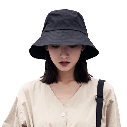 卡爱猫 女士渔夫帽 A1803196 黑色