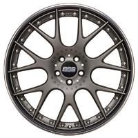 BBS CH-RII款式轮毂 亚光铂金色 11.5*21英寸 宝马X5 X6 订阅
