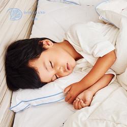 DOWNLAND KIDS 婴童枕芯 四季通用低枕 40