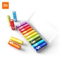 MI 小米 5/7号彩虹电池 10粒装