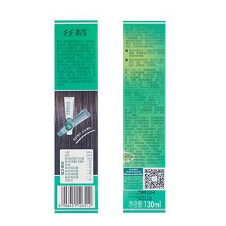 章华 丝精焗发霜 #5.3棕黑色 130ml