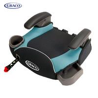 GRACO 葛莱 美国进口 GRACO(葛莱) 汽车儿童安全座椅增高垫 4-12岁 蓝绿色