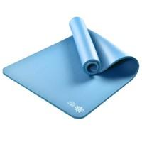 奥义 瑜伽垫 AY1130 湖水蓝 10mm 185*80cm 两件套