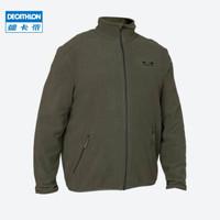 DECATHLON 迪卡侬 SOLOGNAC 8281243 男款滑雪抓绒衣