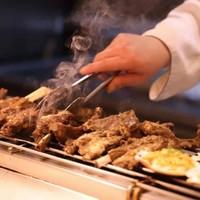 文末抽免单:【南京鼓楼区|古南都自助餐厅】海鲜、烧烤、寿司等上百种菜品
