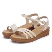CAMEL 骆驼 A025046276 女士凉鞋