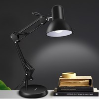 Midea 美的 美式金属长臂LED台灯 5W