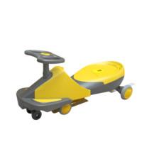 700Kids 柒小佰 CR03A 儿童扭扭车 莎莉定制版 黄色