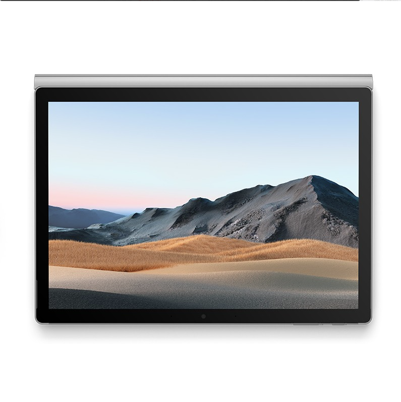 Microsoft 微软 Surface Book 3 15英寸 二合一轻薄本 银色(酷睿i7-1065G7、GTX 1660Ti Max-Q 6G、32GB、512GB SSD、3K)