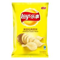 Lay's 乐事 马铃薯片 美国经典原味