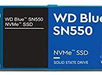 Prime会员:Western Digital 西部数据 SN550 NVMe M.2 固态硬盘 1TB(PCI-E3.0)