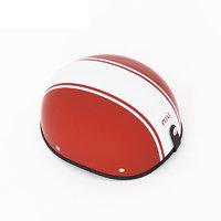 Niu Technologies 小牛电动 电动车骑行半盔 红白