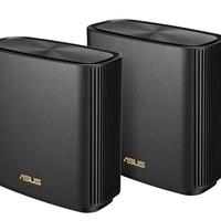ASUS 华硕 XT8 AX6600M 三频无线Mesh分布式 灵耀路由器 2件装