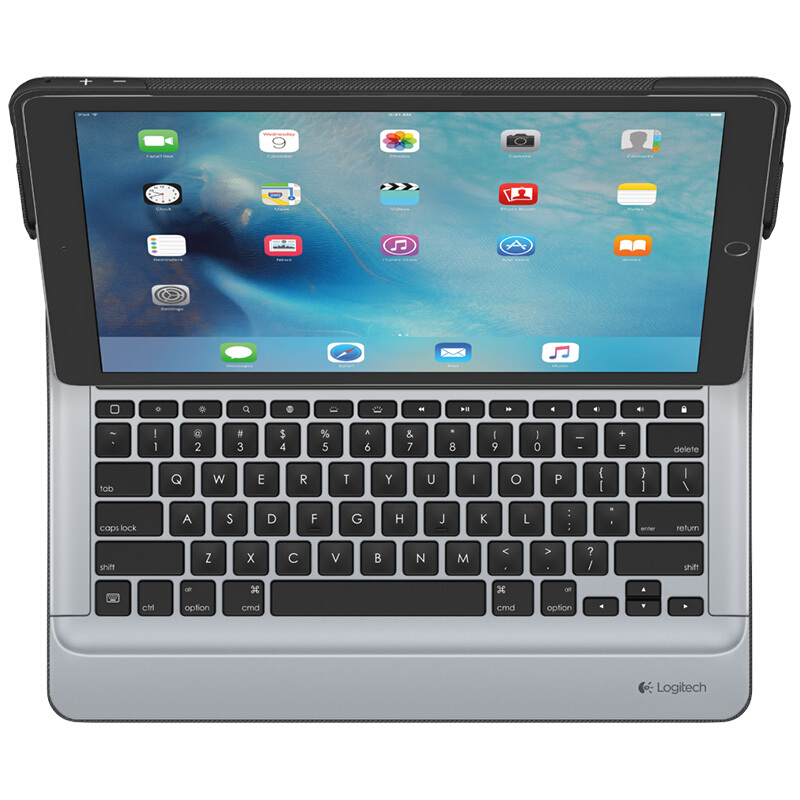 logitech 罗技 CREATE iK 1200 iPad Pro键盘 保护套