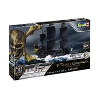 Revell 威望 1/150 加勒比海盗 05499 黑珍珠号海盗船拼装模型
