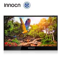 INNOCN 15.6英寸 4K OLED 便携式显示器 专业级笔记本外接屏幕 内置电源 无线投屏 拓展移动副屏 触控笔 Q1U