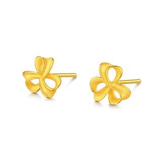 六福珠宝 GDG50097 女士耳环