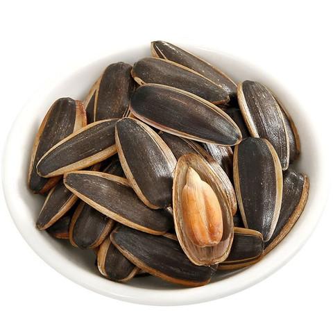 博王山核桃味瓜子炒货独立包装五香味 1斤+山核桃味 1斤 瓜子