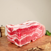 海味达 原切牛腩牛肉 整块 2斤