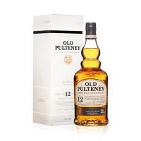 PLUS会员: 富特尼 苏格兰12年 单一麦芽威士忌 700ML