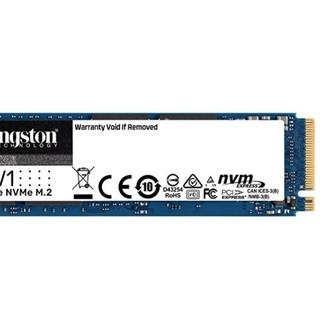 Prime会员 : Kingston 金士顿 NV1 NVMe PCIe SSD 2TB M.2 2280 - SNVS/2000G
