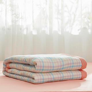 雲上舒 新疆棉花夏被 100%全棉水洗棉被子夏凉被空调被 150*200cm