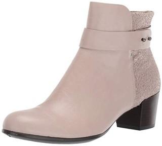 ecco 爱步 女士 Shape M35 短靴及踝靴大码41福利,白菜价!