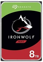 SEAGATE 希捷 IronWolf 8TB NAS 内置硬盘HDD – 3.5英寸SATA 6Gb / s 7200 RPM 256MB高速缓存