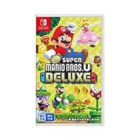 Nintendo 任天堂 国行 Switch游戏卡带《超级马力欧兄弟U 豪华版》