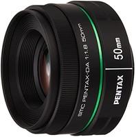 PENTAX 宾得 Pentax DA 镜头适用于宾得数码单反相机22177 镜头 黑色
